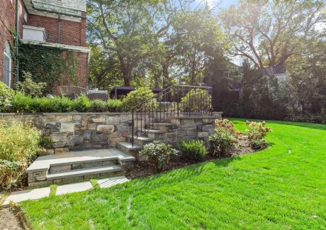 landscaping design masonry paving